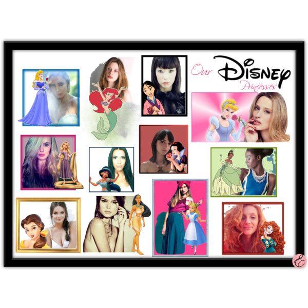 As nossas Princesas Disney