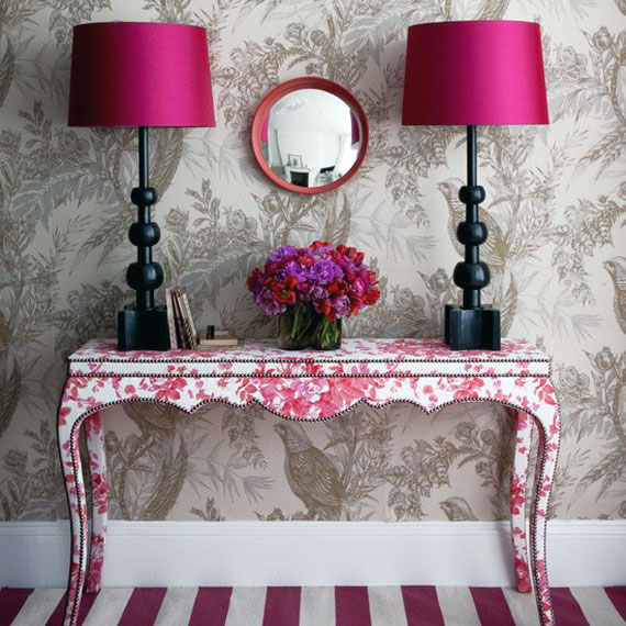 Beautiful-Fancy-Pink-Table-Lamp-Design