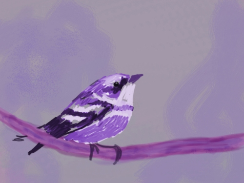 little_purple_bird_by_silvanne-d38dotw