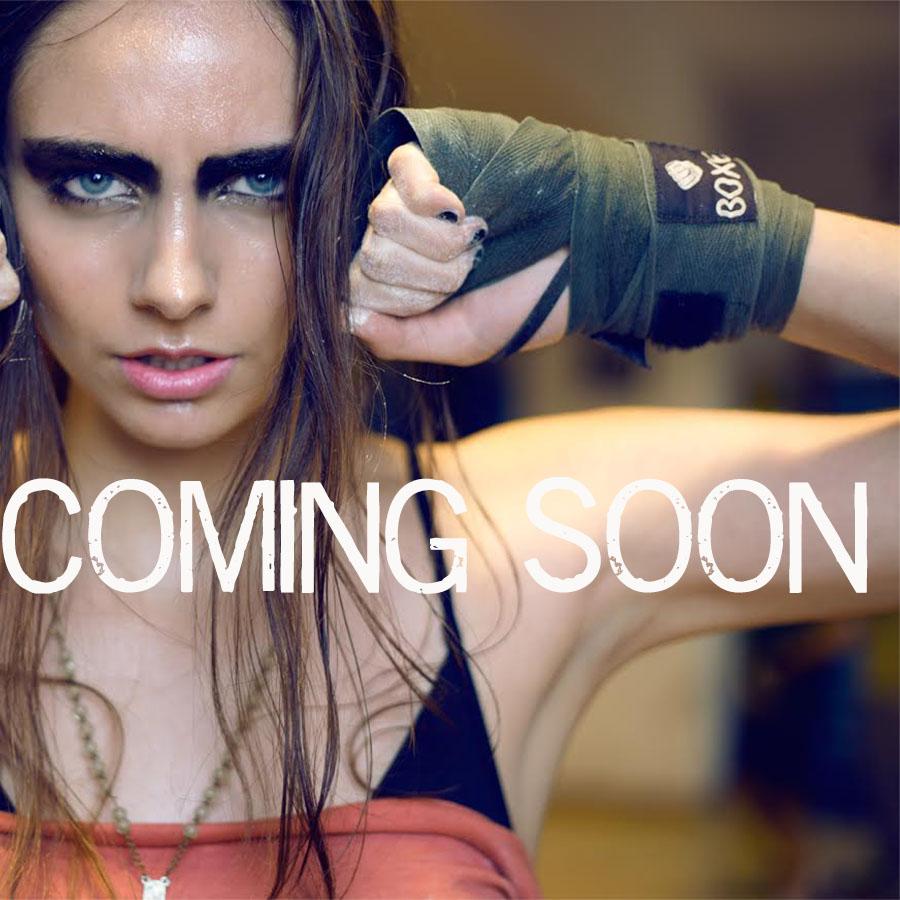 Coming Soon | Fashion Editorial